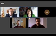 Charla de Toni Aira sobre los líderes políticos del Pla d'Urgell