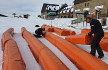 L'esquí arranca temporada al Pirineu