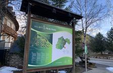 El Pla de l'Ermita estrena plafons informatius