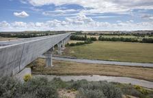 Agricultura incorpora 333 hectáreas más a la zepa de Segarra Garrigues
