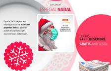 El suplement 'Especial Nadal', gratis dijous 24 de desembre amb Segre.