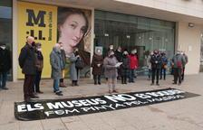 El Museu de Lleida presenta al·legacions contra el trasllat d'obres d'art a Barbastre