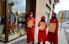 Recogida de cartas para los Reyes de la Mensajería Real de Balaguer