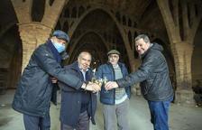 Els amos del Sindicat Agrícola de Sant Guim, una joia modernista, el cedeixen al poble