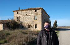 Alcarràs pide ayuda para preservar la casa de Francesc Macià en Vallmanya