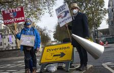 El Brexit marca una nova era a Europa amb Londres fora de la UE després de 50 anys