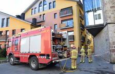 Intoxicado al manipular productos químicos en el hospital de La Seu d'Urgell