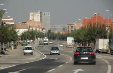 Alguaire destina 251.000 euros a renovar la travesía de la N-230