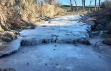 Alt Àneu registra la temperatura més baixa de la història a la Península amb 34,1 sota zero