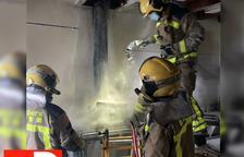 Sufoquen cinc incendis de xemeneia a Lleida