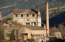 Preocupació al Pallars per la possible demolició de la cimentera de la Pobla de Segur