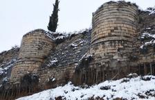 Comienza la consolidación de la muralla del siglo XIII de Saidí