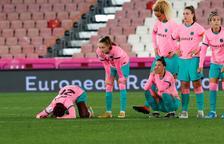 El Barça, eliminat en els penals després d'una polèmica semifinal
