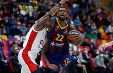 El Barça asalta la pista del líder CSKA liderado por un estelar Higgins