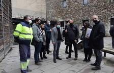 El Homrani anuncia un plan de atención a las personas mayores del Alt Urgell