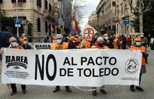 Lleida 'perd' 311 pensions l'últim any, fins a situar-se en 99.500