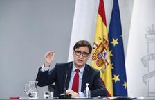Illa critica la ausencia de Aragonès en la Conferencia de Presidentes