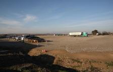 Alcoletge renova el centre i tindrà pàrquing de camions