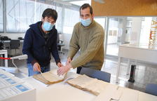 El Palau d'Anglesola difunde 'online' su historia