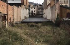 Ponts compra al obispado de Urgell el solar del Centro