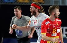 Dinamarca aparta de la final a España, que luchará por el bronce