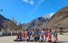 Els nens del Vall de Boí tornen al col·legi sense acord amb Educació