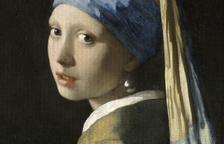 'La noia de la perla', de Vermeer, a 10.000 Megapíxels