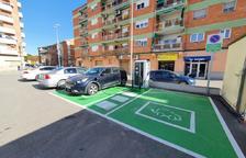 Recarga gratis para coches eléctricos durante un año