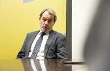 Artur Mas: «Tant de bo puguem obtenir la clau que ara té la CUP»
