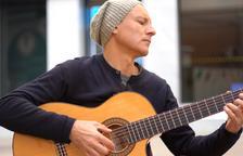 Improvisaciones a la guitarra desde Lleida