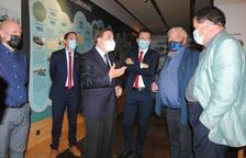 """Planas ve """"prioritario"""" modernizar el Canal d'Urgell y avala que reciba fondos de la UE"""