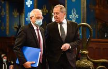 Borrell pide liberar a Navalni y Rusia le reprocha los presos del 'procés'