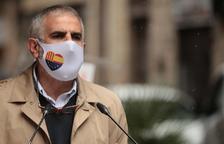 Crítics de Cs volen la sortida de Carrizosa i un canvi ampli