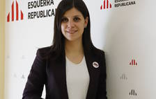 Marta Vilalta: «La garantia d'un Govern independentista i d'esquerres és que guanyi ERC»