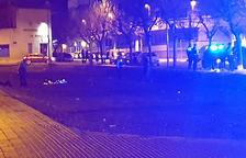 Un apuñalado y un detenido en una pelea en plena calle en Mollerussa