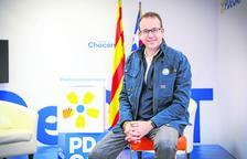Marc Solsona: «Volem tenir la clau del Govern per decidir sobre el futur de Lleida»