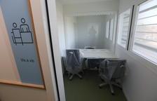 El edificio anexo del Arnau abre el lunes para pruebas PCR y vacunar a sanitarios