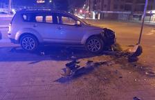 Tres personas heridas en Juneda en una nueva colisión en la N-240