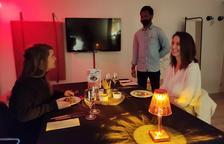 Anar a sopar a una habitació d'hotel o com reinventar-se en temps de covid