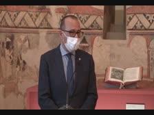 Aragón reclama la entrega de las 111 piezas del Museo de Lleida y confía en que no habrá que llegar al extremo de Sixena
