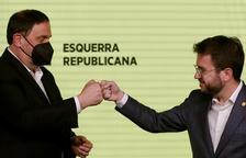 ERC demana a Junts i comuns que aparquin els vetos creuats i donin suport a Aragonès