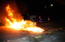 La alcaldesa de Vic dice que el ataque a la comisaría fue obra