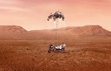 La NASA es planta a Mart