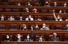 El Congrés tomba un referèndum de Catalunya