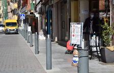 Polémica en La Seu por la campaña contra las colillas