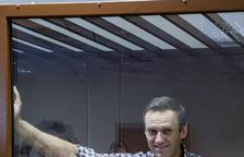 Un tribunal d'apel·lació de Moscou ordena que Navalni segueixi a presó