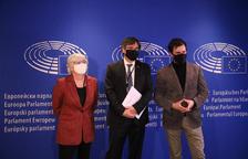 Primer pas de l'Eurocambra per retirar la immunitat a Puigdemont