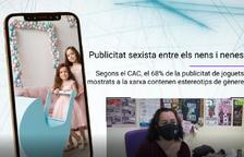 Vint-i-dos, a Lleida TV, s'avança al 8M