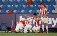 El Athletic elimina al Levante y será el rival del Barça en la final de la Copa