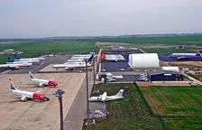 El aeropuerto de Alguaire acogerá pruebas de propulsión para cohetes